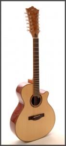 John Marlow Stringed Instruments - 12 String Guitar