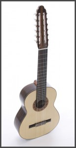 John Marlow Stringed Instruments - 12 String Classical Guitar