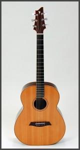 John Marlow Stringed Instruments - Bluebird Guitar