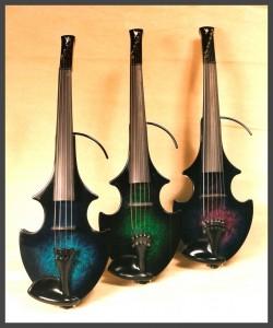 Electric Violin Model No1