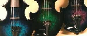John Marlow Stringed Instruments - Electric Violin Model No1