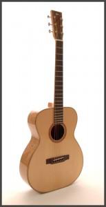 John Marlow Stringed Instruments - Model 0014 Guitar