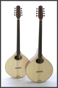 John Marlow Stringed Instruments - Octave Mandola
