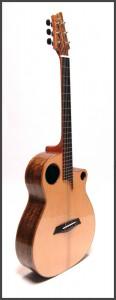 John Marlow Stringed Instruments - Slack Key Guitar