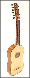 John Marlow Stringed Instruments - Vihuela
