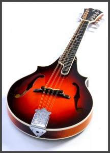 John Marlow Stringed Instruments - A-Style Mandolin