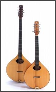 John Marlow Stringed Instruments - Acoustic Mandola