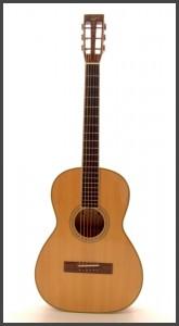 John Marlow Stringed Instruments - Model 0012 Guitar