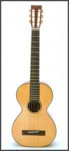 John Marlow Stringed Instruments - Parlor Guitar